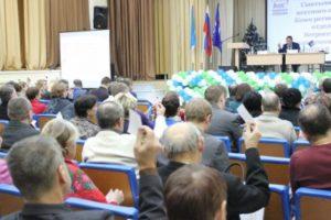 Сыктывкарские единороссы выбрали нового лидера