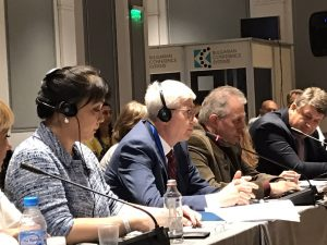 Делегация Сыктывкара приняла участие в Форуме городов-побратимов России и Болгарии