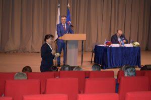 Анна Дю выбрана Секретарем Сыктывкарского местного отделения партии «Единая Россия»