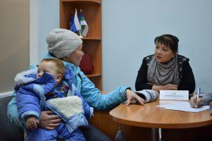 Анна Дю провела личный прием граждан