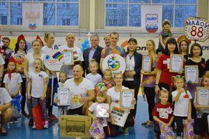 Сыктывкарские семьи блестяще справились с крутыми поворотами «Зигзага удачи»