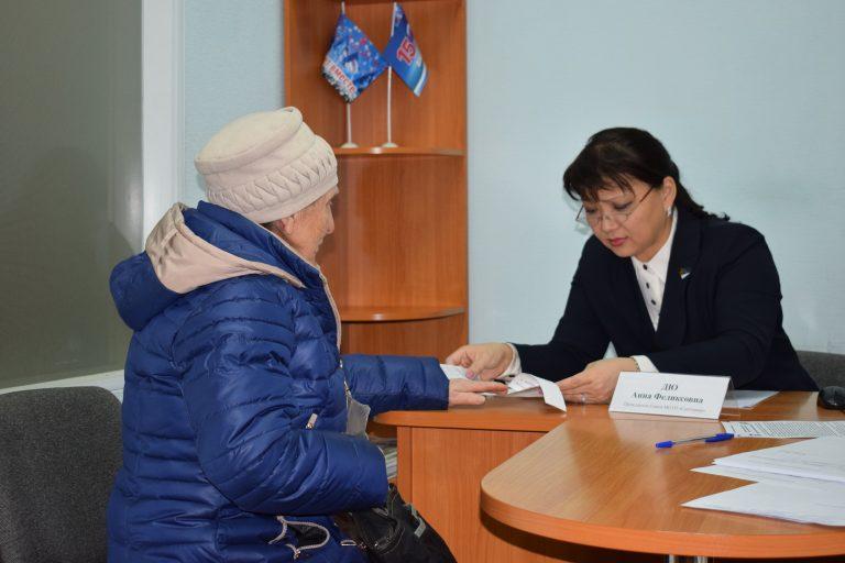 Сыктывкарские единороссы приглашают жителей города на встречи в рамках Недели личных приемов граждан