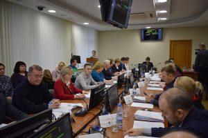 Депутаты Сыктывкара утвердили бюджет на следующий год и выбрали заместителя председателя Совета