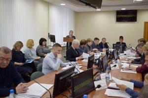 Депутаты Сыктывкара утвердили структуру городской администрации