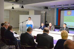 Руководители городов и районов Коми обсудили вопросы межмуниципального сотрудничества