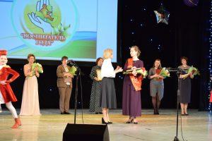 Лучшим воспитателем в Коми стала жительница Визинги Ирина Туркина
