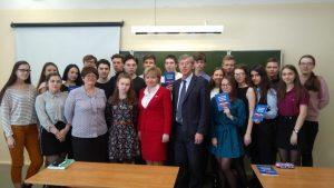 Депутаты Сыктывкара провели уроки местного самоуправления