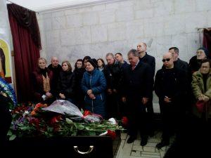 В Сыктывкаре простились с депутатом Алексеем Каневым