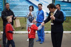 Победителем проекта «Футсад» стала команда детского сада № 23