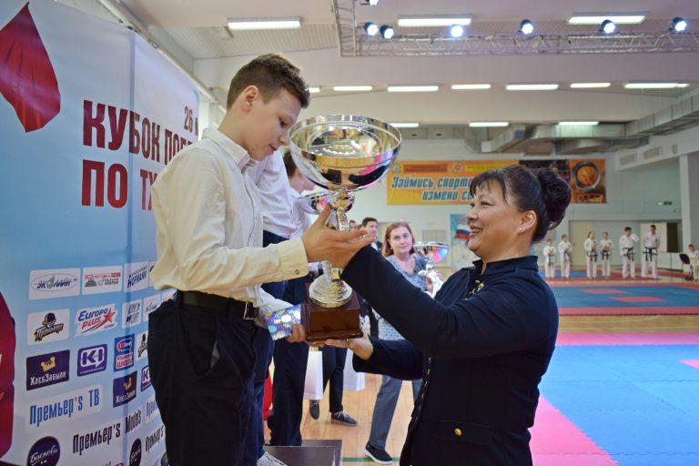 Анна Дю выразила уверенность в успехе сыктывкарских тхэквондистов на Чемпионате и Кубке Азии по тхэквондо ИТФ
