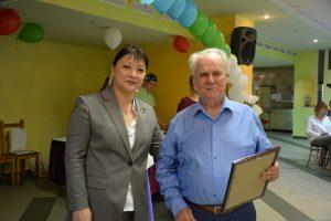Активисты Сыктывкара отмечены на городском уровне
