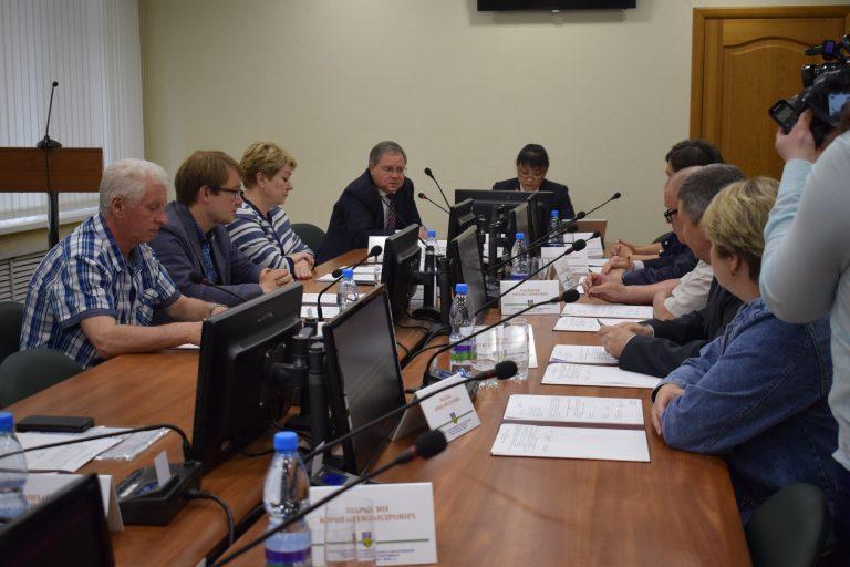 Совет Сыктывкара прекратил полномочия Валерия Козлова