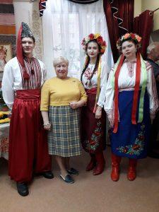 В Эжвинском центре коми культуры 14 сентября 2019 года прошли торжества по случаю 15-летия национально-культурного объединения «Повернення»