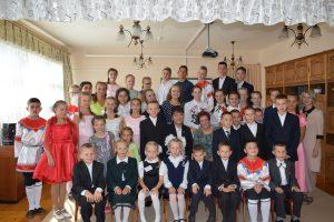 В День знаний юные сыктывкарцы получили поздравления с новым учебным годом от председателя Совета МО ГО «Сыктывкар» Анны Дю