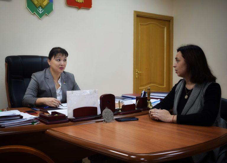 Анна Дю встретилась с  резервистом из «Команды Республики Коми»
