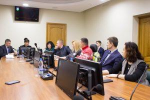 Общественники Сыктывкара получили ответы на вопросы о деятельности Совета города