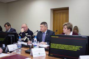 Заместителем председателя Совета Сыктывкара избран Сергей Тарасов