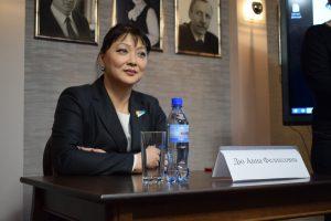 Анна Дю: «Мнение и взгляд молодежи на проблемы города имеют для меня особое значение»