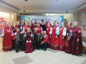 В выходные в Сыктывкаре наступила  «Русская зима»
