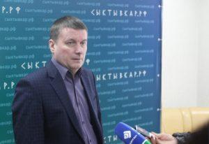 Депутаты Сыктывкара согласовали кандидатуру Сергея Воронина на должность руководителя Эжвы