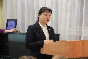 Анна Дю приняла участие в обсуждении проекта «Народный бюджет»
