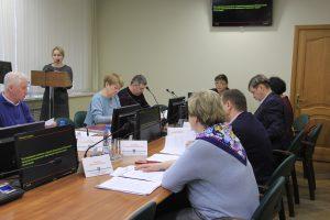 Состоялось очередное совместное заседание постоянных комиссий Совета Сыктывкара