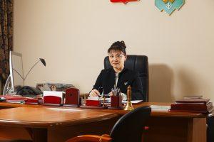 Поздравление председателя Совета Сыктывкара со 100-летием образования органов внутренних дел Республики Коми