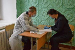 Анна Дю проголосовала по поправкам в Конституцию России