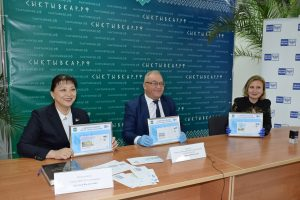 В честь 240-летия Сыктывкара из города будет уходить корреспонденция с уникальным оттиском