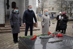 В Сыктывкаре почтили память жертв политических репрессий