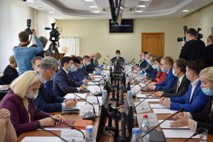 Председателем Совета Сыктывкара шестого созыва стала Анна Дю