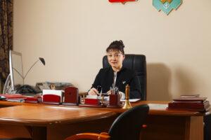 Поздравление председателя Совета Сыктывкара с Днём матери