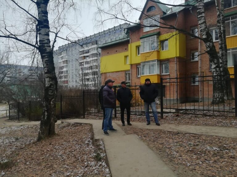 Путь к сыктывкарской школе № 7 станет безопаснее