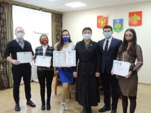 Спортсмены Сыктывкара получили награды от Совета города