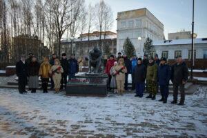 В Сыктывкаре отдали дань уважения Героям Отечества