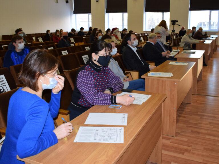 Анна Дю приняла участие в международной акции «Географический диктант»