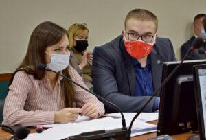 Состоялось заседание президиума Совета МО ГО «Сыктывкар» по фактам нарушения норм депутатской этики