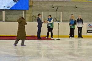 Ледовая арена «Северной Олимпии» отмечает первое десятилетние своей деятельности
