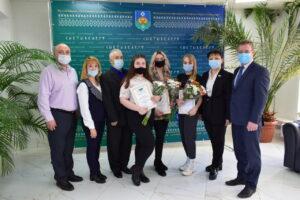Лучшие дружинники Сыктывкара отмечены на уровне города