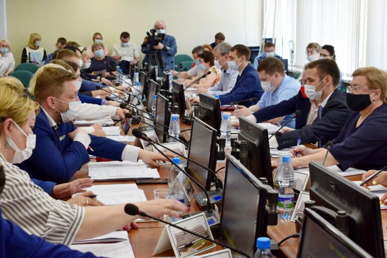 В Сыктывкаре пополнится список почётных граждан