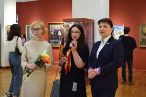 Новая экспозиция в Национальной галерее Коми станет следующим шагом в развитии единого культурного пространства – Анна Дю