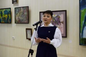 Художники Коми представили свое видение Севера