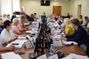 Депутаты Совета Сыктывкара одобрили отчет главы МО ГО «Сыктывкар» – руководителя администрации о деятельности администрации города в 2020 году