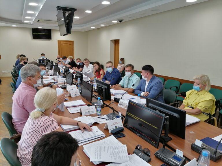 Депутаты Совета Сыктывкара оставили полномочия по утверждению Правил землепользования и застройки за собой