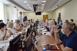Совет Сыктывкара инициировал проект о присвоении городу статуса столицы Республики Коми