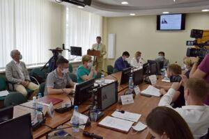 В Сыктывкаре увековечат память Ивана Морозова