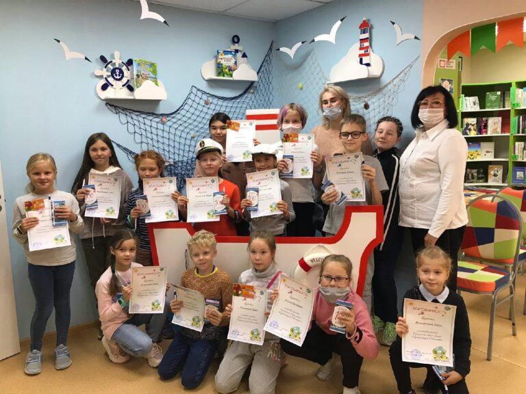 Светлана Литвина отметила участников литературного квеста