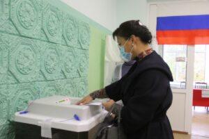 Депутаты Совета Сыктывкара проголосовали на выборах в Госдуму восьмого созыва