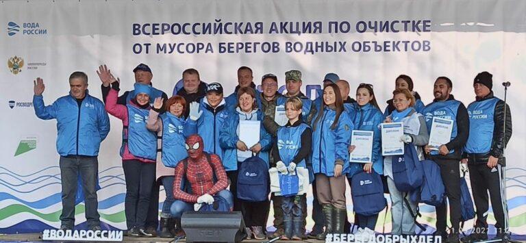 Депутаты Совета Сыктывкара присоединились к всероссийской акции «Вода России»