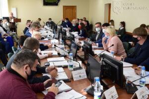 Депутаты Совета Сыктывкара рассмотрели ряд экономических вопросов